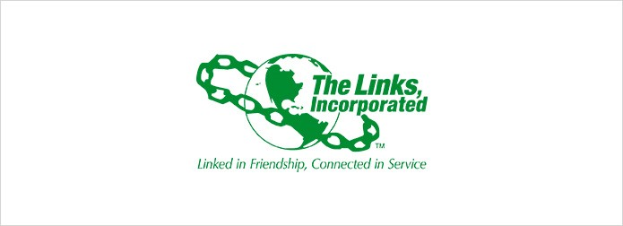 The Links logo on white background